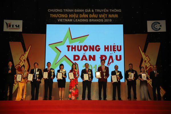 Thương hiệu Dẫn đầu Việt Nam